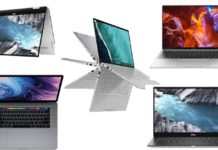 5 best laptop in 2019