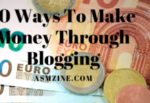 10 ways to make money through blogging