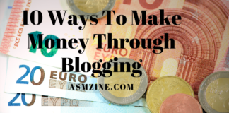 10 ways to make money through blogging