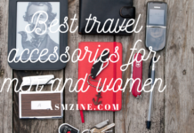 Best travel accessories for men and women