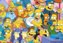 the simpsons:credi-verge