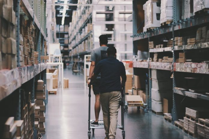 storage solutions for ecommerce business