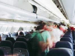 safety tips before flight