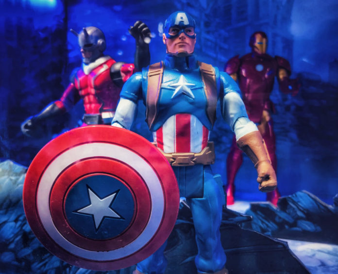 avengers theme party