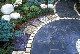 blue stone pavers